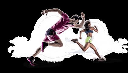 Maratonac Lagani & brzi trkač, trčim samo na velikim razdaljinama.