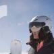 Kacige za skijanje sa vizirom