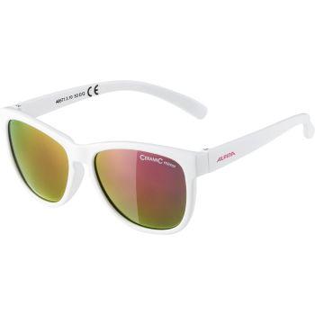 Alpina LUZY, sunčane naočare dečije, bela