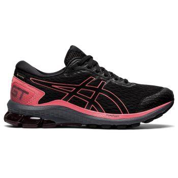 Asics GT-1000 9 GTX, ženske patike za trčanje, crna