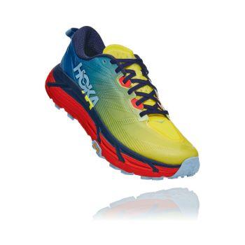 Hoka One One MAFATE SPEED 3, muške patike za trail trčanje, žuta