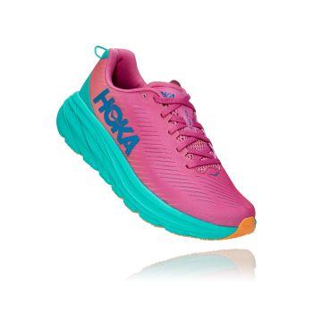 Hoka One One RINCON 3 W, ženske patike za trčanje, pink