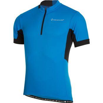 Nakamura BASIC JERSEY, muška majica za biciklizam, plava