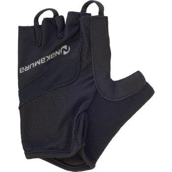 Nakamura GUANTO GLOVES, rukavice za biciklizam, crna