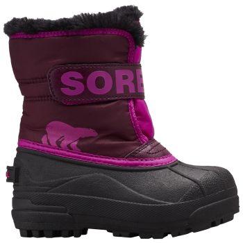 Sorel CHILDRENS SNOW COMMANDER, dečije čizme, ljubičasta