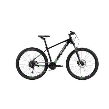 Genesis SOLUTION 4.0 LADY, ženski mtb bicikl, crna