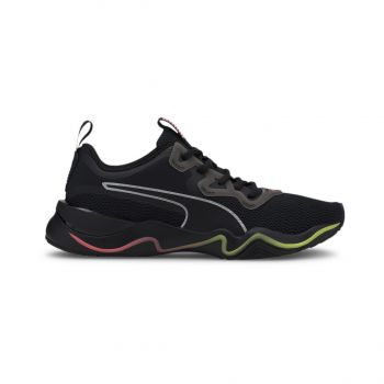 Puma ZONE XT WNS, ženske patike za fitnes, crna