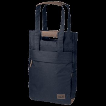 Jack Wolfskin PICCADILLY, torba na rame, plava
