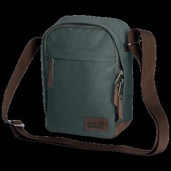 Jack Wolfskin HEATHROW, torba na rame, zelena