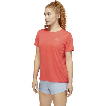 Asics KATAKANA SS TOP, ženska majica za trčanje, pink