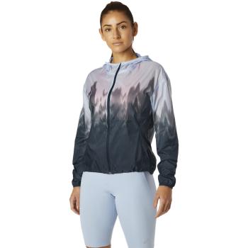 Asics KASANE JACKET GPX LITE, ženska jakna za trčanje, siva