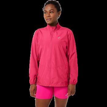 Asics CORE JACKET, ženska jakna za trčanje, pink