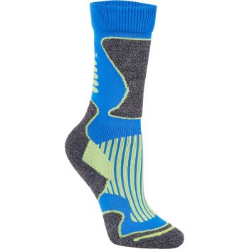 McKinley NEW NILS JRS, dečje čarape za skijanje, plava