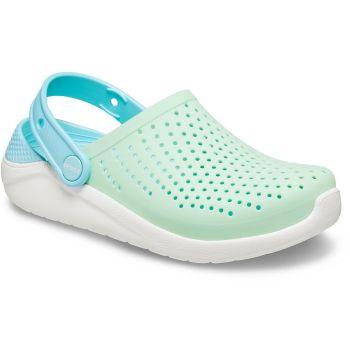 Crocs LITERIDE CLOG KIDS, dečije papuče, zelena