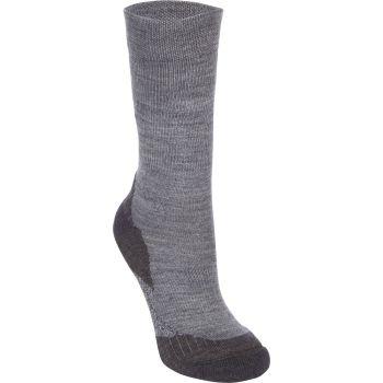 McKinley FINN CREW UX, čarape za planinarenje, siva