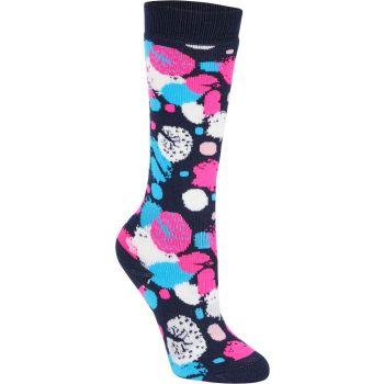 McKinley SOCKY II JRS, dečje čarape za skijanje, plava