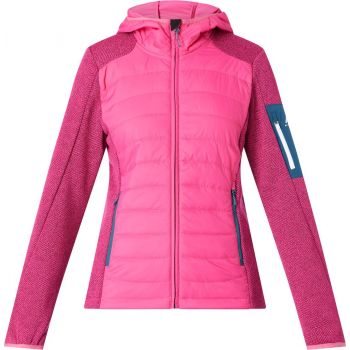 McKinley CALBUCO WMS, ženska jakna a planinarenje, pink