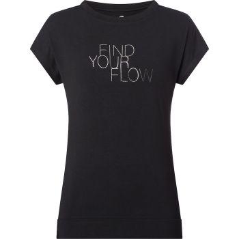 Energetics GORANZA 2 WMS, ženska majica za fitnes, crna