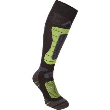 McKinley BEN UX, čarape za skijanje, crna