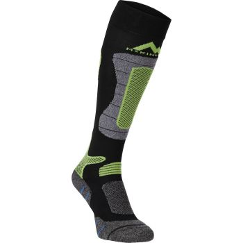 McKinley PERFORMANCE UX, čarape za skijanje, crna