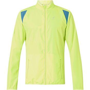 Energetics TODOR UX, muška jakna za trčanje, žuta