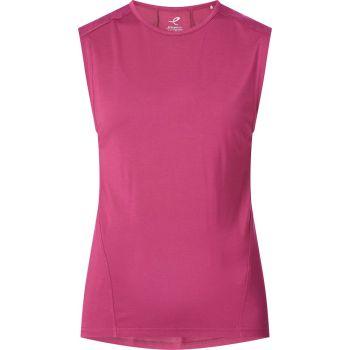 Energetics GALU VII WMS, ženska majica za fitnes, crvena