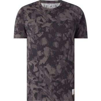 Energetics ARGENTE IV UX, muška majica za fitnes, crna