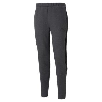 Puma EVOSTRIPE CORE PANTS, muške pantalone, siva