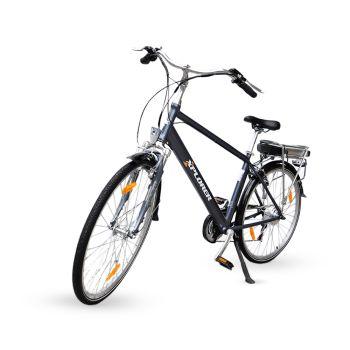 Xplorer SILVER LINE 26, električni bicikl, srebrna