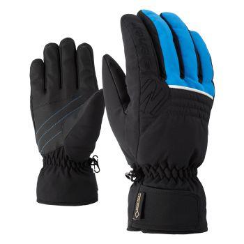 Ziener GISDO GTX®, rukavice za skijanje, plava