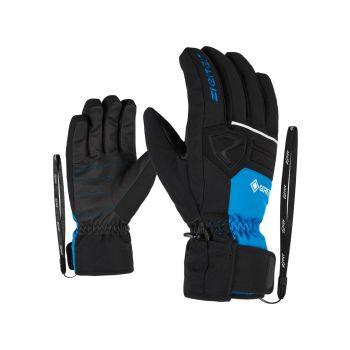 Ziener GREGGSON GTX, rukavice za skijanje, plava