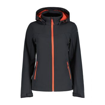 Icepeak BRENHAM, ženska jakna a planinarenje, siva
