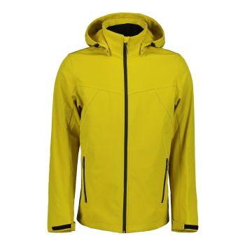 Icepeak BRIMFIELD, muška jakna za planinarenje, žuta