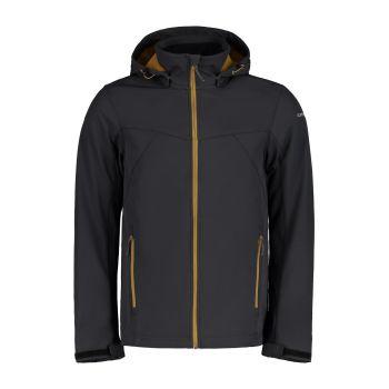 Icepeak BRIMFIELD, muška jakna za planinarenje, siva