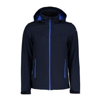 Icepeak BRIMFIELD, muška jakna za planinarenje, plava