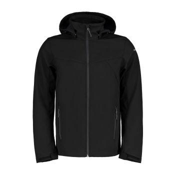 Icepeak BRIMFIELD, muška jakna za planinarenje, crna