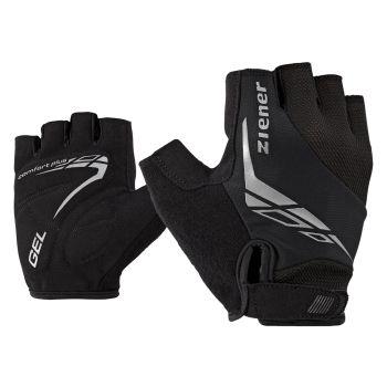 Ziener CENIZ, rukavice za biciklizam, crna