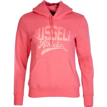 Russell Athletic EBV - HOODY SWEAT, ženski duks, pink