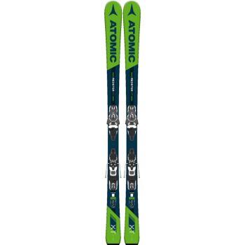 Atomic REDSTER XT FT + E FT11 GW, set skija race, plava