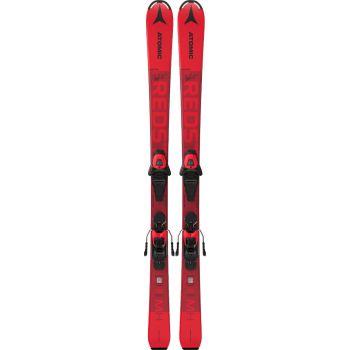 Atomic REDSTER MH 130-150+L6 GW, set skija dečiji, crvena