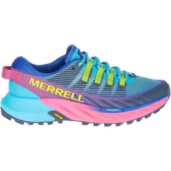 Merrell AGILITY PEAK 4, ženske cipele za planinarenje, multikolor