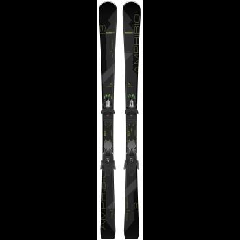 Elan AMPHIBIO 13 C PS + ELX 11.0 GW SHIFT, set skija allround, crna