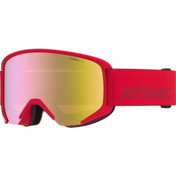 Atomic SAVOR STEREO, skijaške naočare, crvena