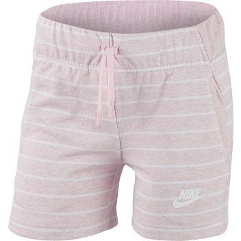 Nike G NSW SHORT PE, dečji šorc  za fitnes, bela