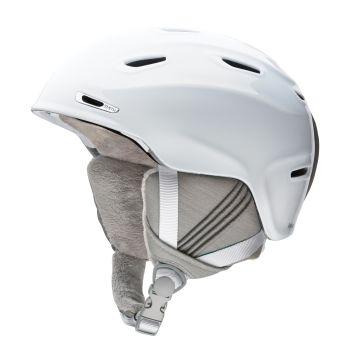 Smith ARRIVAL, ženska skijaška kaciga, bela