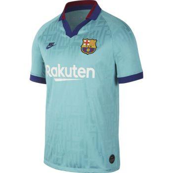 Nike FCB M NK BRT STAD JSY SS 3R, muški dres za fudbal, plava