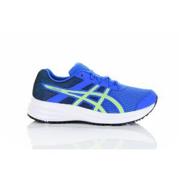 Asics AZUMAYA GS, dečije patike za trčanje, plava
