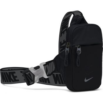Nike SPRTSWR ESSENTIALS S HIP P, torbica, crna