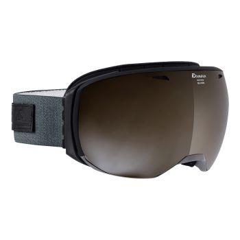 Alpina BIG HORN MM SPH., skijaške naočare, crna