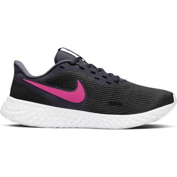 Nike WMNS REVOLUTION 5, ženske patike za trčanje, crna